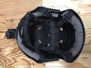 PT Helmet A-ALPHA Half Shell 樹脂製の写真8