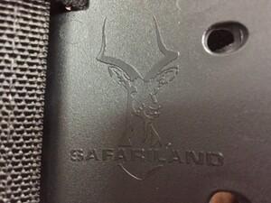 Safariland レッグホルスター SIG P220 P226 右用の写真3