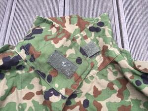 陸自迷彩2型 夏用作業服 ベルト付き サイズ表記3A ミリタリー コスプレの写真2