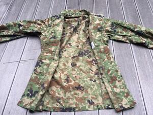 陸自迷彩2型 夏用作業服 ベルト付き サイズ表記3A ミリタリー コスプレの写真3