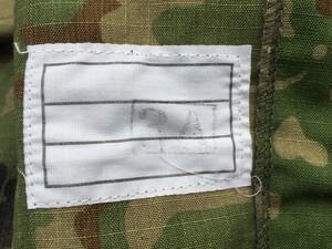 陸自迷彩2型 夏用作業服 ベルト付き サイズ表記3A ミリタリー コスプレの写真4