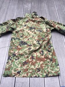 陸自迷彩2型 夏用作業服 ベルト付き サイズ表記3A ミリタリー コスプレの写真5