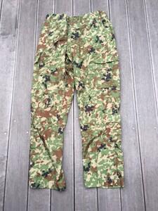 陸自迷彩2型 夏用作業服 ベルト付き サイズ表記3A ミリタリー コスプレの写真7