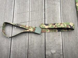 陸自迷彩2型 夏用作業服 ベルト付き サイズ表記3A ミリタリー コスプレの写真8