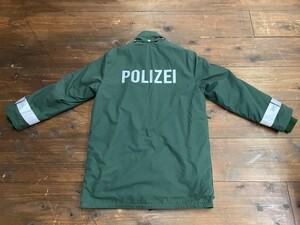 ドイツ警察 POLIZEI ゴアテックスパーカー ライナー付き サイズ36 2009年製の写真1
