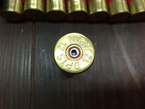 散弾銃 ショットシェル 空薬きょう【RB】 DIAMOND 12ゲージ 17個入りの写真4