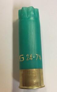 散弾銃 ショットシェル 12ゲージ 空薬きょう RXP-MG グリーンの写真1