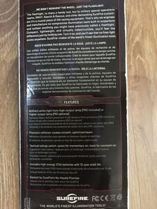SUREFIRE フラッシュライト G2-BK NITROLON 高耐repdrm0225久 タクティカルの写真4
