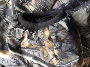 SUBDUED アンブッシュジャケット MHAK DRY LEAVES Sサイズの写真9