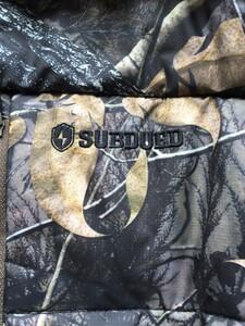 SUBDUED アンブッシュジャケット MHAK DRY LEAVES Sサイズの写真3