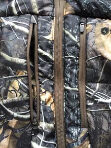 SUBDUED アンブッシュジャケット MHAK DRY LEAVES Sサイズの写真4