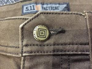 5.11 Tactical DEFENDER フレックス スリムパンツ 74464の写真4