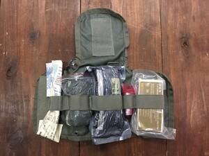 米海兵隊 実物 IFAK ACU 内容品入り メディカルポーチの写真4