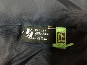 VALLEY APPAREL N-3B 防寒ジャケット ネイビー XLサイズの写真6