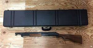 タナカ モデルガン Winchester M1897 トレンチガン ショットガンの写真0