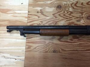 タナカ モデルガン Winchester M1897 トレンチガン ショットガンの写真4