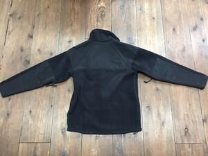 米軍 実物 ECWCS フリースジャケット GEN2 黒の写真1
