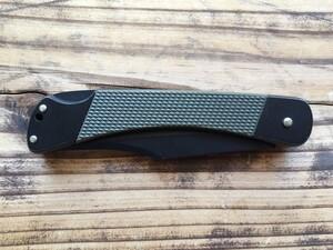 PUMA 折りたたみナイフ 230365 ミリタリーグリーンベレー アウトドア レジャーの写真9