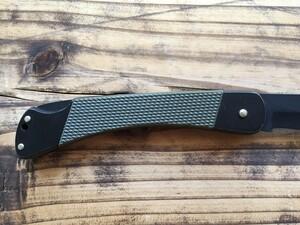 PUMA 折りたたみナイフ 230365 ミリタリーグリーンベレー アウトドア レジャーの写真5