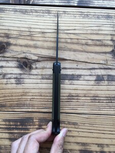 PUMA 折りたたみナイフ 230365 ミリタリーグリーンベレー アウトドア レジャーの写真7