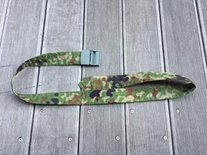 陸上自衛隊 迷彩服 3型 TC 5Aサイズ 上下セットベルト付きの写真9