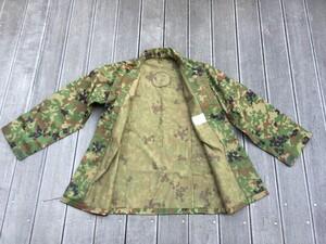 陸上自衛隊 迷彩服 3型 TC 5Aサイズ 上下セットベルト付きの写真3