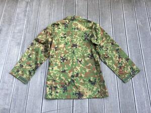 陸上自衛隊 迷彩服 3型 TC 5Aサイズ 上下セットベルト付きの写真4