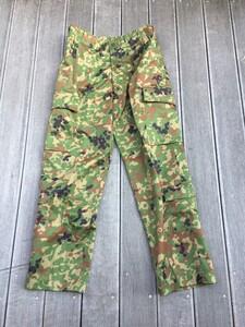 陸上自衛隊 迷彩服 3型 TC 5Aサイズ 上下セットベルト付きの写真5