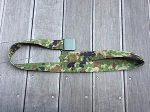 陸上自衛隊 迷彩服 3型 TC 5Aサイズ 上下セットベルト付きの写真8