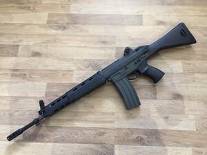 東京マルイ ガスガン 89式5.56mm小銃 ライフル 固定銃床型 予備マグ・マウントベース付きの写真1