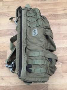 S.O.Tech ショルダーバック Go Bag レンジャーグリーン ミリタリーの写真0