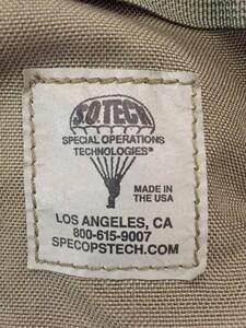S.O.Tech ショルダーバック Go Bag レンジャーグリーン ミリタリーの写真2