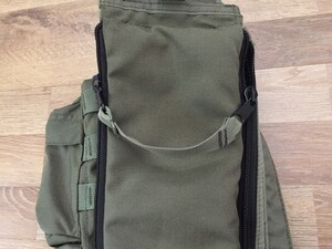 S.O.Tech ショルダーバック Go Bag レンジャーグリーン ミリタリーの写真3