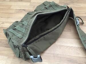 S.O.Tech ショルダーバック Go Bag レンジャーグリーン ミリタリーの写真6