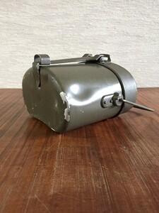 ドイツ商品コード 必須連邦軍 3段キャンティーンGerman Mess Kit の写真4