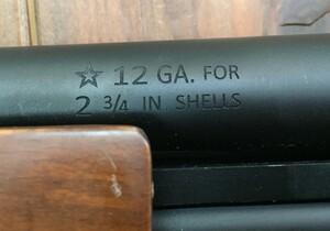 S&T レミントンタイプ M870 エアーポンプアクションショットガン SPG07 リアルウッドの写真2
