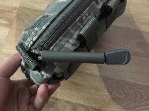 米空軍 JFAK 救急キット 内容品入り ABU エアフォースの写真9