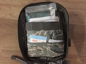 米空軍 JFAK 救急キット 内容品入り ABU エアフォースの写真5