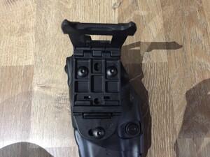 Safariland ホルスター Glock19 BK 右用 6379-283-411の写真4