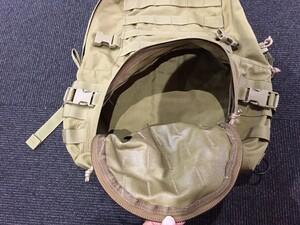 Eagle 実物 FSBE バックパック カーキ ミリタリーの写真6