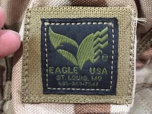 Eagle 実物 RAID backpack 3Cデザート 実物の写真2