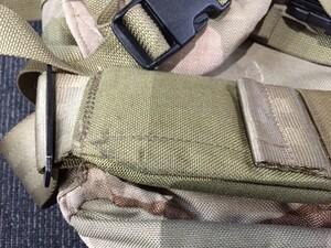 Eagle 実物 RAID backpack 3Cデザート 実物の写真3
