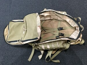 Eagle 実物 RAID backpack 3Cデザート 実物の写真5