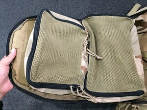 Eagle 実物 RAID backpack 3Cデザート 実物の写真6