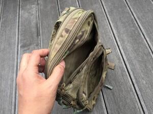 Haley Strategic D3 フラットパック マルチカム ファスナータブ破損欠損ありの写真7