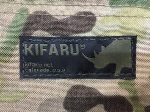Kifaru 500D オーガナイザーポケット MC バッグ 小物入れの写真1