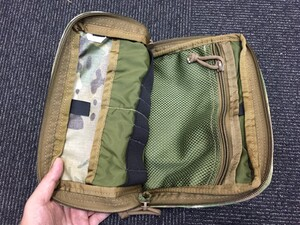 Kifaru 500D オーガナイザーポケット MC バッグ 小物入れの写真4