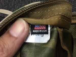 Kifaru 500D オーガナイザーポケット MC バッグ 小物入れの写真6