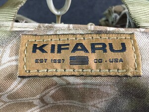 KIFARU バックパック Urban Zippy ハイランダー チャンバースライダー・ポケット付きの写真3