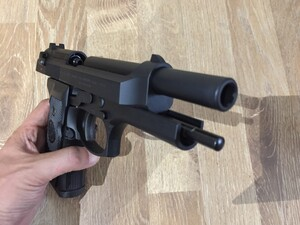 東京マルイ M92F ミリタリーモデル ガスガン サバゲー ブローバックガンの写真7